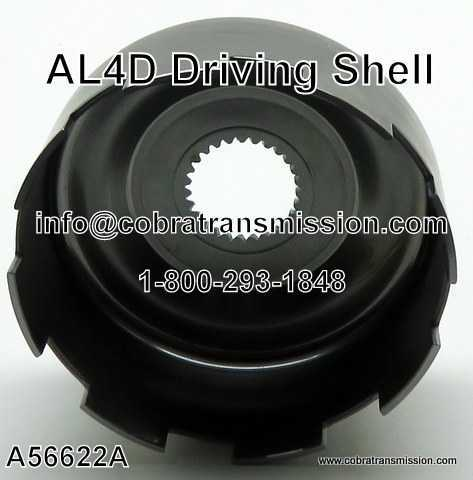 A4LD Driving Shell