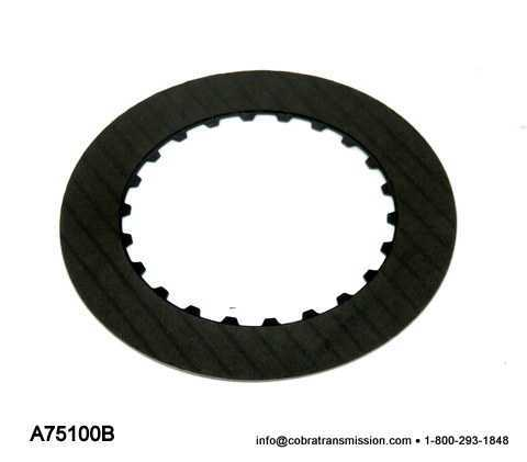 VW 01M, Friction Plate, 3-4 Clutch (K3)
