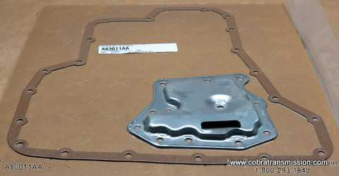 Filter Kit, Nissan RL4F03A, RE4F03A, RE4F03B, RE4F03V (4 Speed)