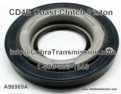 CD4E, Piston, Coast Clutch