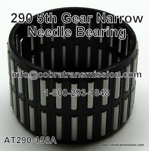 290 5th Gear Needle Bearing - Narrow