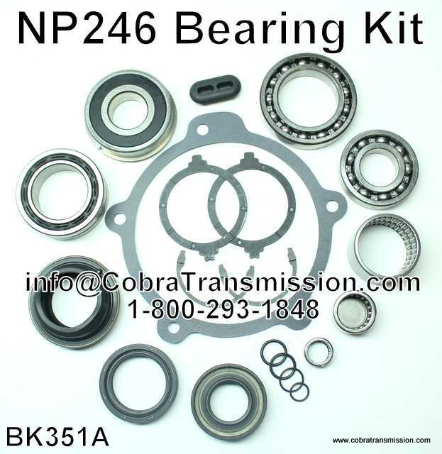 NP246 Bearing Kit