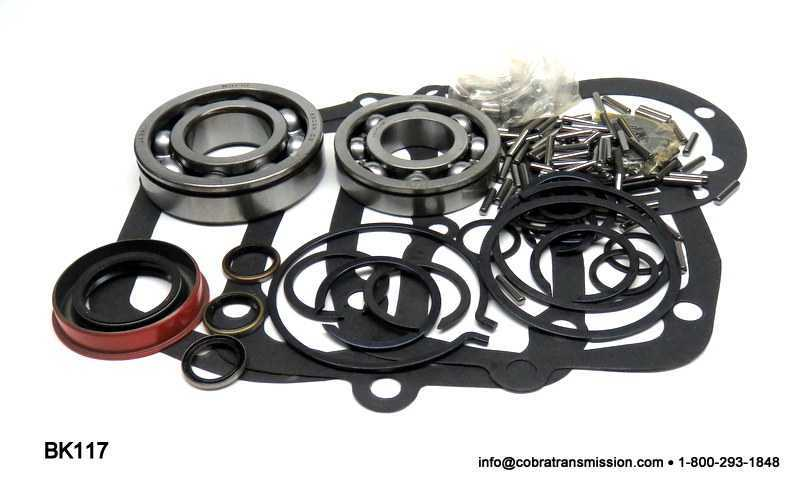 Muncie M20, Bearing, Gasket and Seal Kit