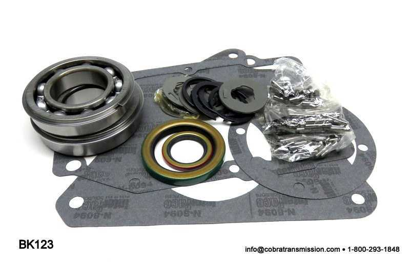 T176, Bearing, Gasket and Seal Kit
