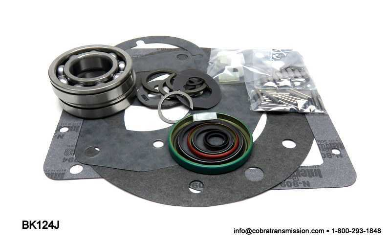 RAD, SR4, Bearing, Gasket and Seal Kit
