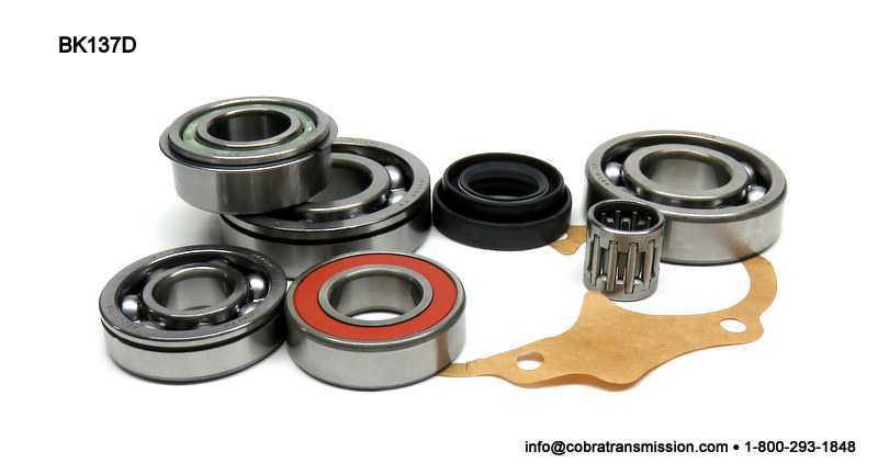 TK5D Bearing, Gasket and Seal Kit
