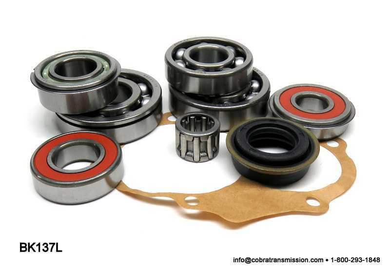 Rotary RX7B Bearing, Gasket and Seal Kit