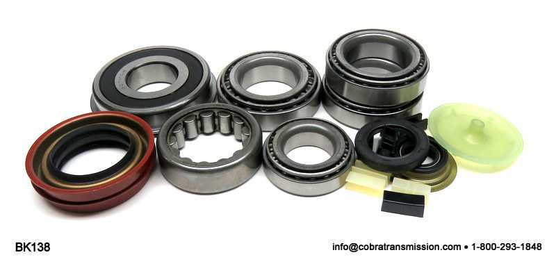 NP 460 Bearing, Gasket and Seal Kit