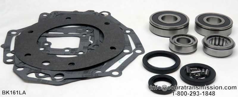 AX5 Bearing, Gasket and Seal Kit