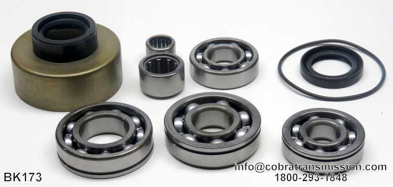 FS5 W71 Bearing, Gasket and Seal Kit