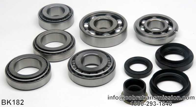 RS5 F50 Bearing, Gasket and Seal Kit
