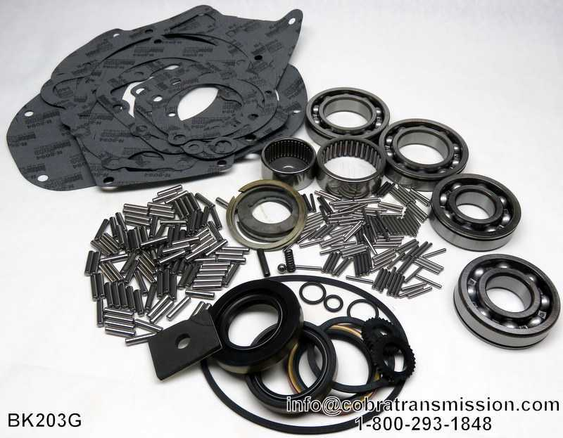 NP 203, Bearing Kit