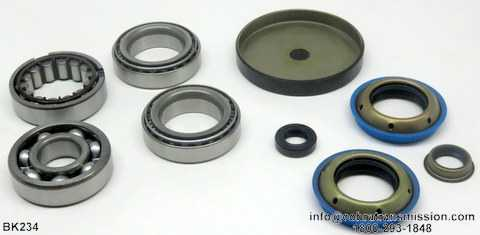 MR10 Bearing, Gasket and Seal Kit