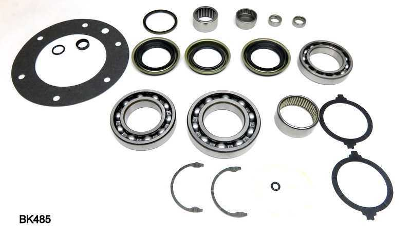 NP271, NP273 Bearing Kit
