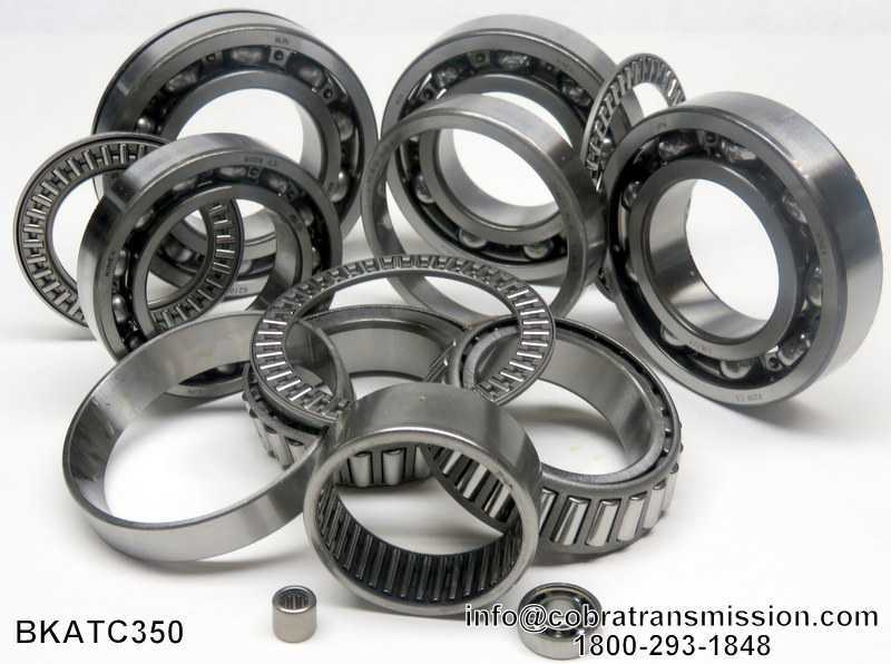 BMW X1 Transfer Case ATC-350 Bearing Kit