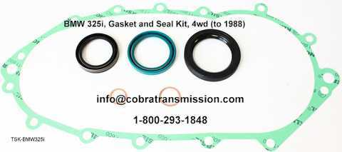 BMW 325i, Gasket and Seal Kit