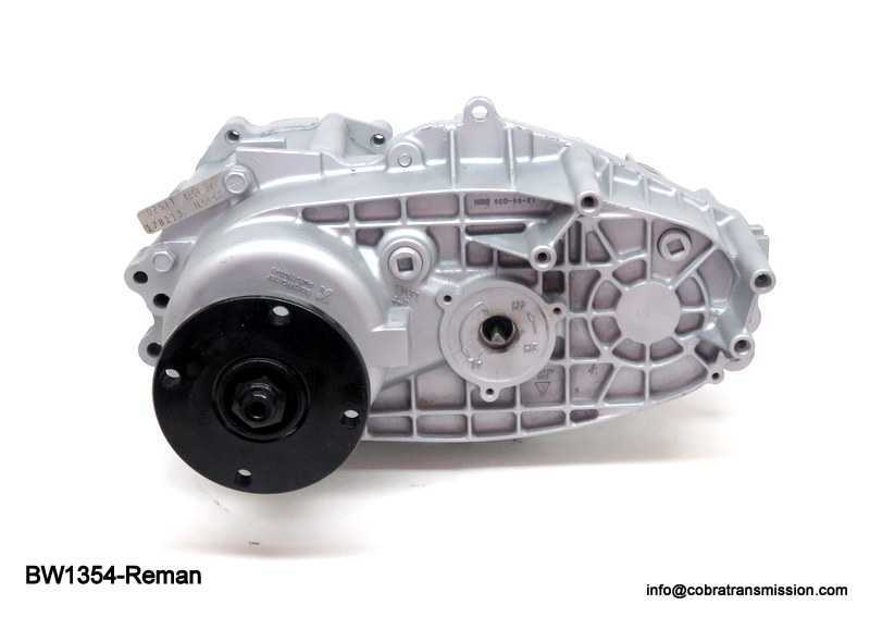 BW1354 Reman Transfer Case
