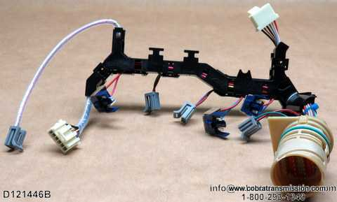 d121446b allison wiring harness assembly solenoid, sensor , cobra transmission Automotive Wiring Harness Repair Kits at virtualis.co