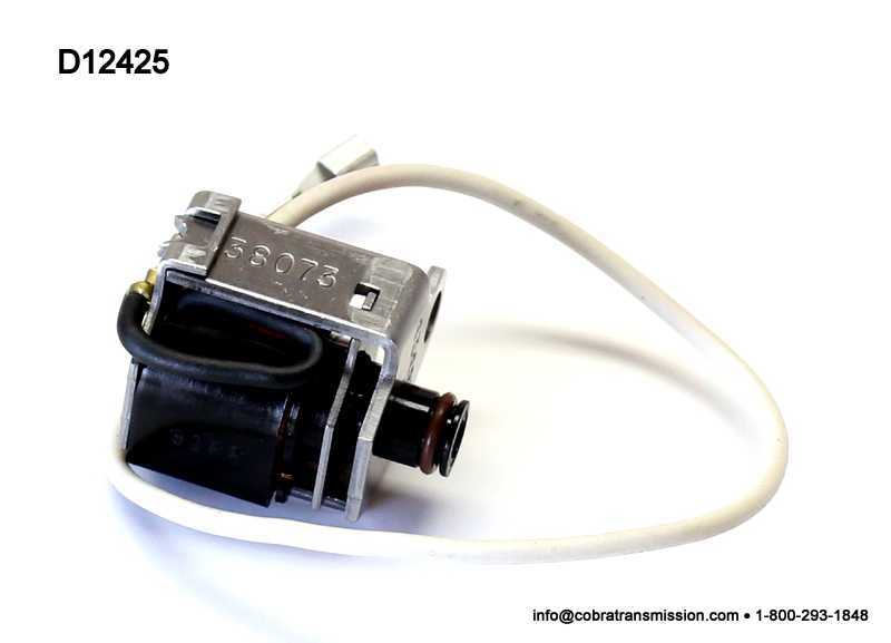 A904 (TF6) Solenoid, Lock-Up (TCC)