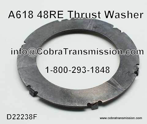 Thrust Washer, A618 (48RE)