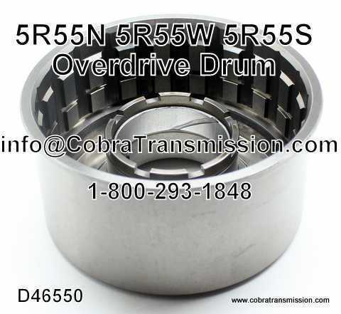 5R55N, 5R55S, 5R55W Overdrive Drum
