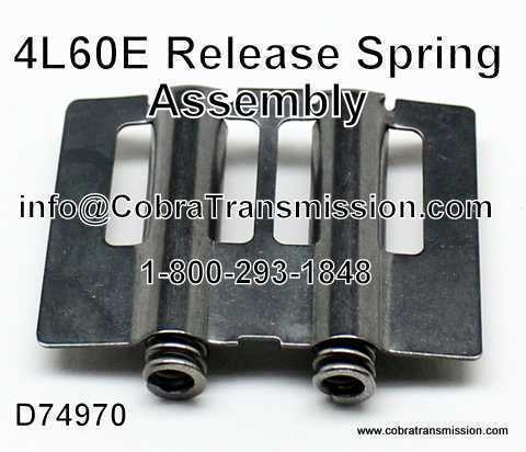 4L60E, Release Spring Assembly