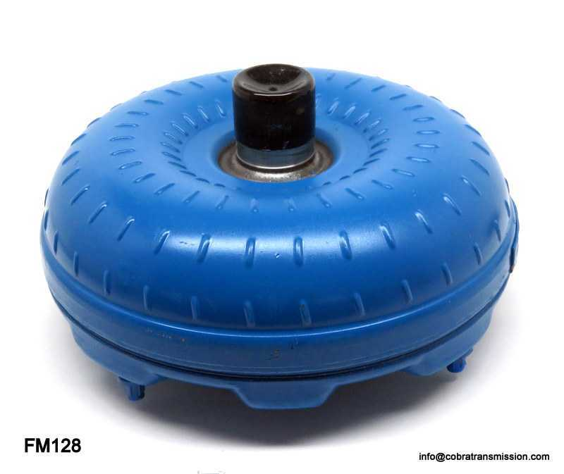 C6 Torque Converter Non-Lock Up