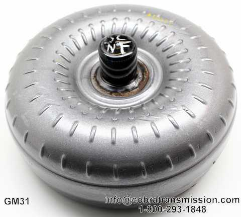 TH-700-R4 :: 4L60 :: 4L60E :: 4L65E Torque Converter, Lock Up, C