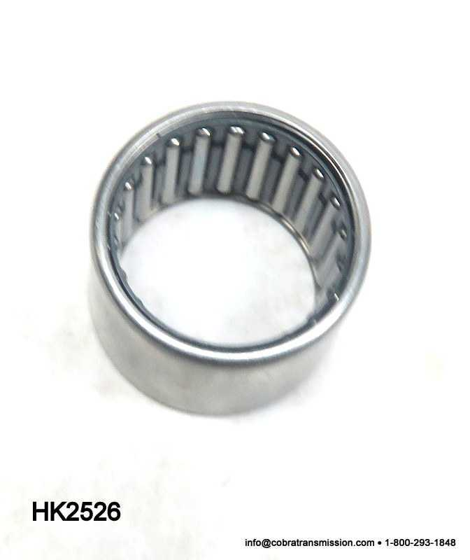 BMW X5 - NV125 Bearing