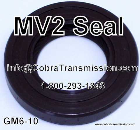 MV2 Seal - GM6-10