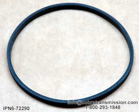 4T80E 4th Servo Cover Seal