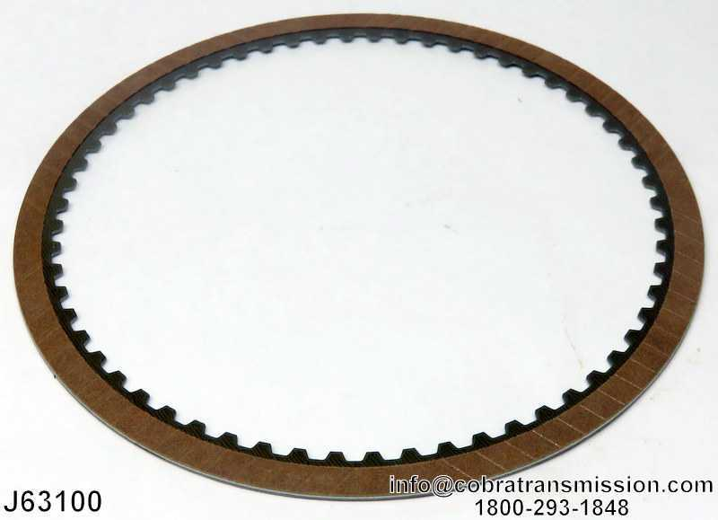 RE5R05A Input Friction Plate