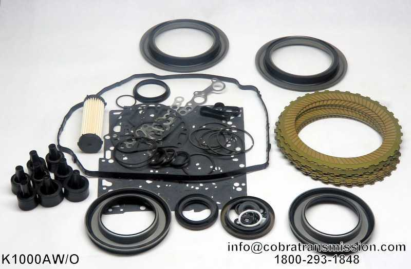 DCT470 Banner Kit WITH Pistons