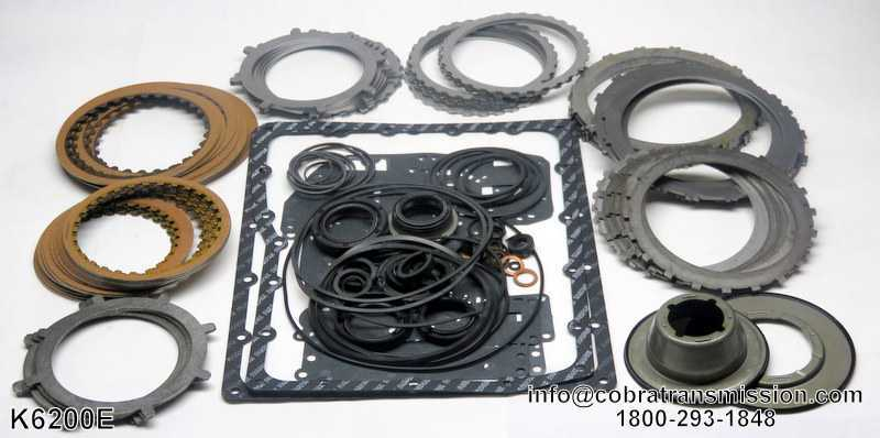 JR405E, Master Kit w/ Pistons (2002-2009)