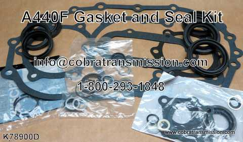 A440F Gasket and Seal Kit