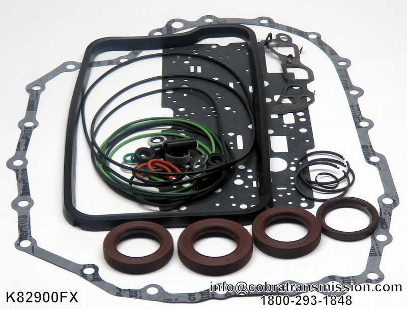 ZF4HP16, Overhaul Kit without Pistons