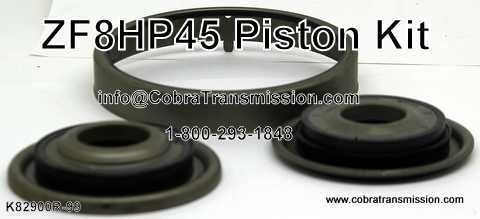 ZF8HP45 Piston Kit