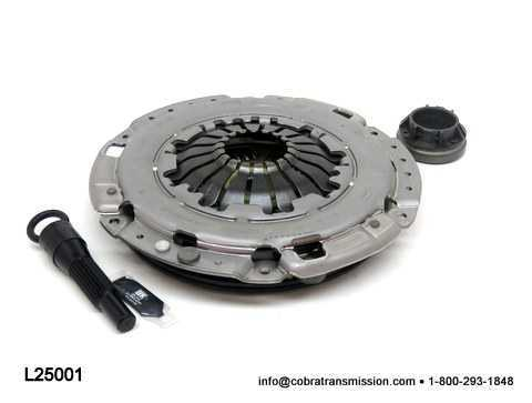 VW 02E (DCT) Clutch Sub Kit