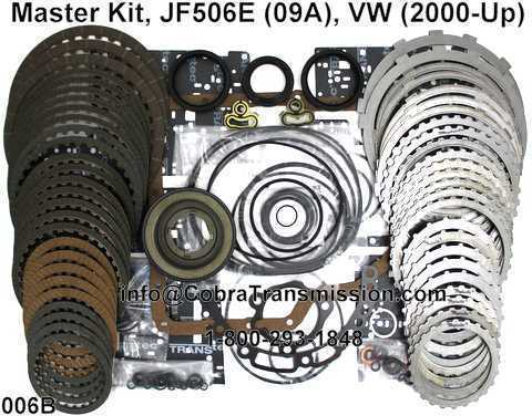 master kit JF506E 09A with pistons 09a vw external wire harness [09b 971 661] $329 99 , cobra Wire Harness Assembly at nearapp.co