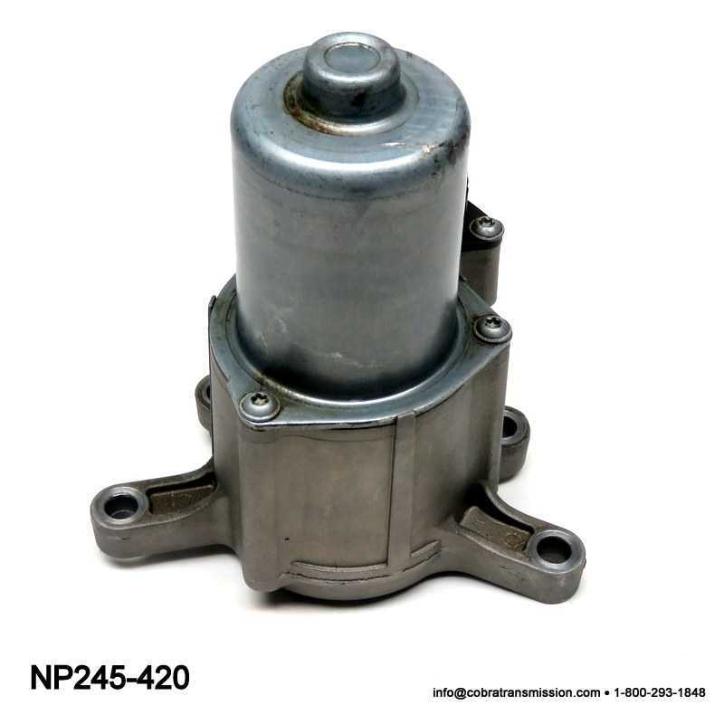 NP245 Shift Motor