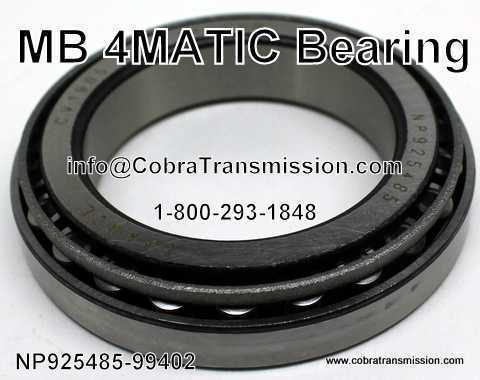 MB 4Matic Bearing - NP925485 / NP312842