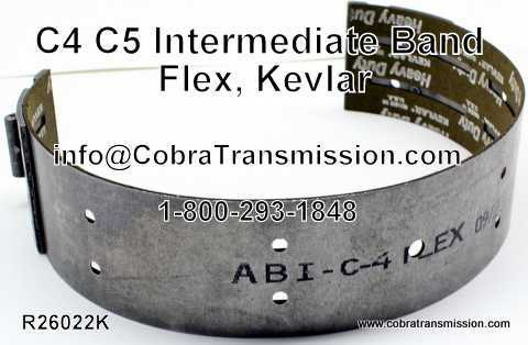 C4, C5, Intermediate Band, Flex (Kevlar)