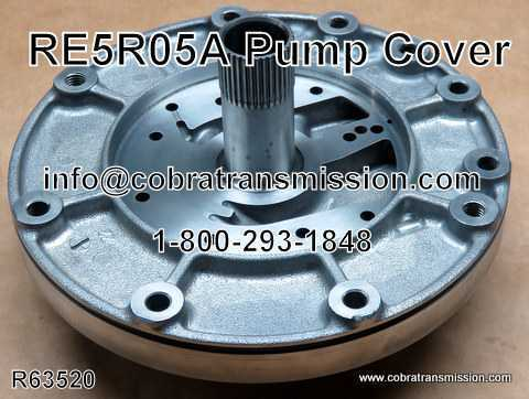 RE5R05A Pump Cover