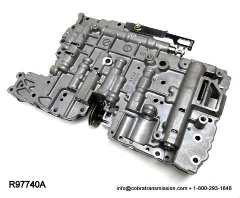 Valve Body Kit, Toyota A350 Series