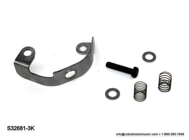 A404 - A670 Governor Bracket & Spring Kit