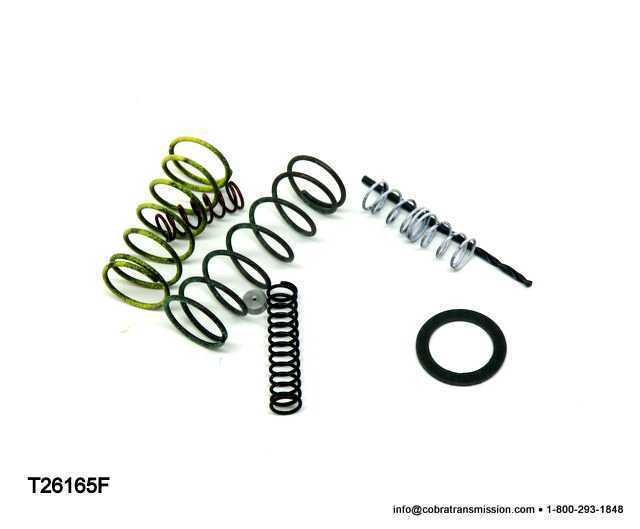 Valve Body Kit, Shift Kit, C-4, C-5