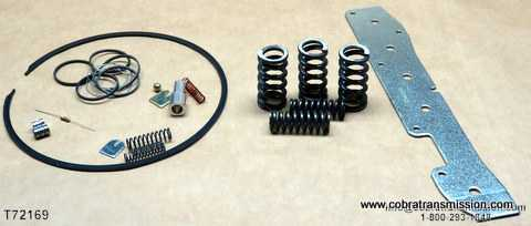 Valve Body Kit, Reprogramming Kit™, 45RFE, 5-45RFE