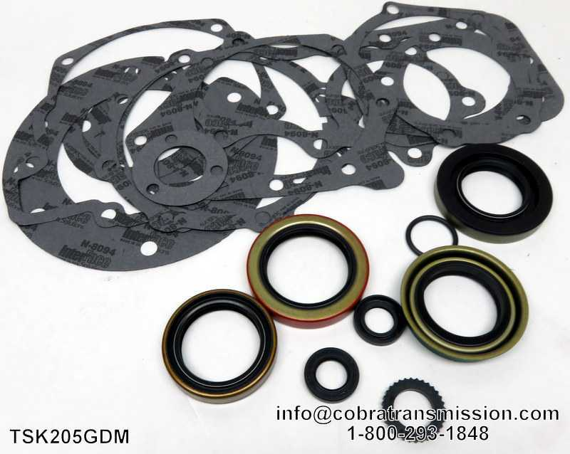 np 205 gasket seal kit. Black Bedroom Furniture Sets. Home Design Ideas