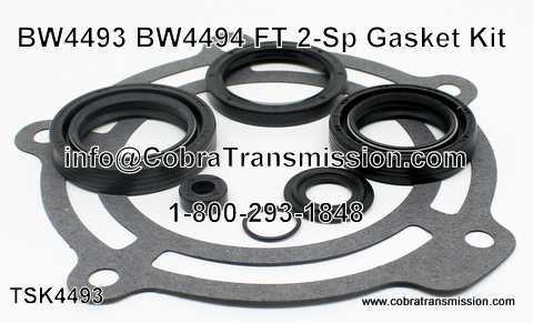 BW4493, BW4494 FT 2-Sp, Gasket Kit