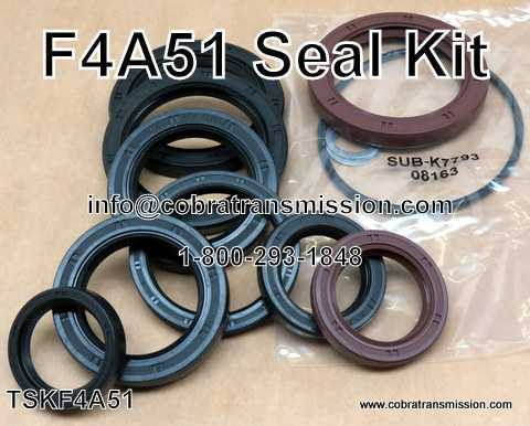 F4A51 Transfer Case Seal Kit